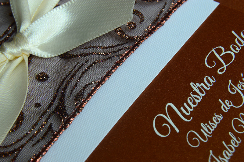 Invitaciones de Boda | Wedding invitations | Close Up